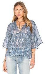 Шелковая блузка scorpio - Joie