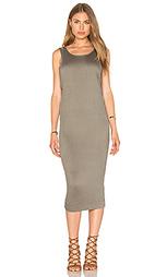 Миди платье из текстурированной джерси - Splendid