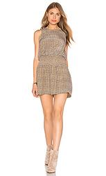 Шелковое платье kiernan - Joie
