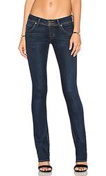 Джинсы с узким клешем beth - Hudson Jeans