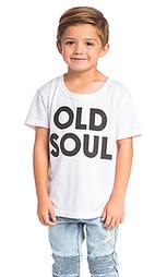 Футболка old soul - Chaser