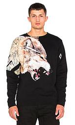 Пуловер с круглым вырезом cruces - Marcelo Burlon