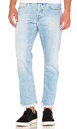Зауженные укороченные джинсы - OFF-WHITE