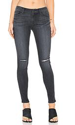 Скинни джинсы со средней посадкой jude - Black Orchid