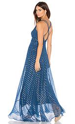 Макси платье christian - TRYB212