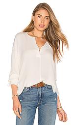 Блуза со скрытой застёжкой - Vince