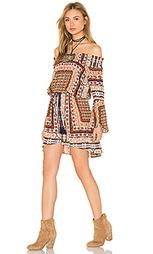 Короткое платье loga - Cleobella