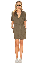 Платье-рубашка с подкладкой elisia - Greylin