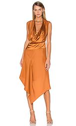 Шелковое платье bennet - Acler
