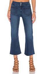 Укороченные расклёшенные джинсы camilla - Tularosa