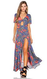 Платье с запахом desi - Tularosa
