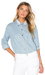 Рубашка на пуговицах brett - Rails