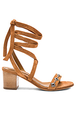 Strappy stud sandal - The Kooples