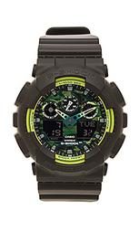 Часы ga 100 sporty illumi - G-Shock
