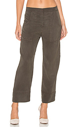 High waisted chino pant - YORK street