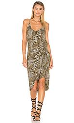 Мини платье с узлом - Vix Swimwear