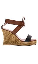 Обувь на танкетке mara - Lenny Niemeyer