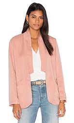 Приталенный пиджак с шалевым воротником - YORK street