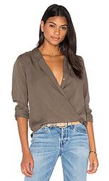 Блуза с перекрестными шлейками cassidy - Capulet