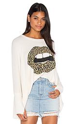 Свободный пуловер mira - Lauren Moshi