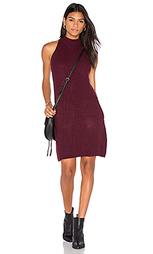 Вязаное платье в рубчик scarlett - Bishop + Young