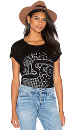 Классическая футболка janie - Lauren Moshi