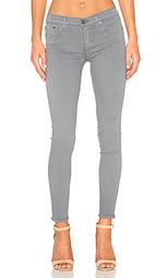 Супер стрейчевые узкие джинсы высокой посадки candice - GRLFRND