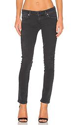 Облегающие джинсы с низкой посадкой chloe - AGOLDE