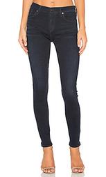 Облегающие джинсы с высокой посадкой sophie - AGOLDE