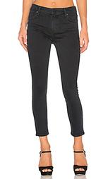 Укороченные джинсы высокой посадки sophie - AGOLDE