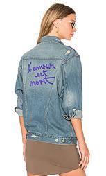 Джинсовая куртка - Sandrine Rose