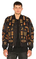 Куртка alpha ma-1 - Marcelo Burlon