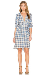 Мини-платье с длинным рукавом nixie - Velvet by Graham & Spencer