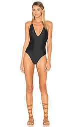 Слитный купальник leather - Vix Swimwear