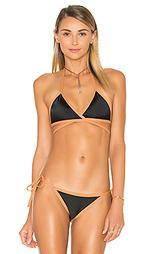 Топ бикини с перекрестными шлейками pipping - Vix Swimwear