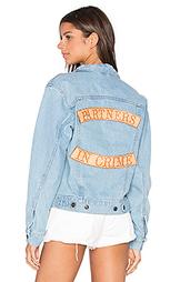 Джинсовая куртка partners in crime - Understated Leather