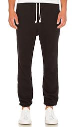 Спортивные брюки с необработанными краями - JOHN ELLIOTT