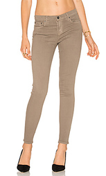 Супер стрейчевые узкие джинсы средней посадки candice - GRLFRND