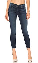 Укороченные джинсы charmer - MOTHER