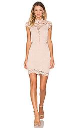 Мини платье lace 16th district - Nightcap