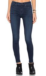 Ультра узкие джинсы высокой посадки tanya - Level 99