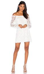 Платье с открытыми плечами dentelle - Nightcap