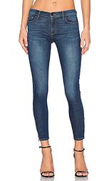 Узкие джинсы с молнией amber - Black Orchid