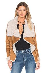 Куртка с искусственным мехом lesya - cupcakes and cashmere