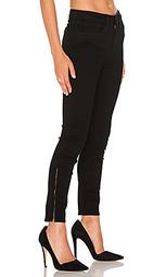 Облегающие джинсы с высокой посадкой andrea - LAGENCE