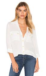 Блуза с застёжкой на пуговицу pauline - LAGENCE