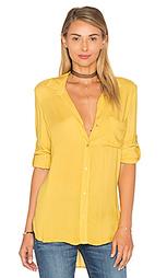Рубашка на пуговицах со складкой сзади - Bella Dahl