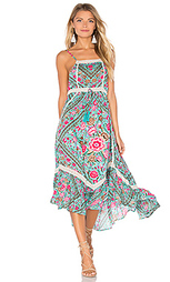 Платье миди babushka - Spell & The Gypsy Collective