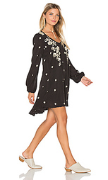 Платье с вышивкой sweet tennessee - Free People