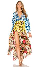 Макси платье - ROCOCO SAND
